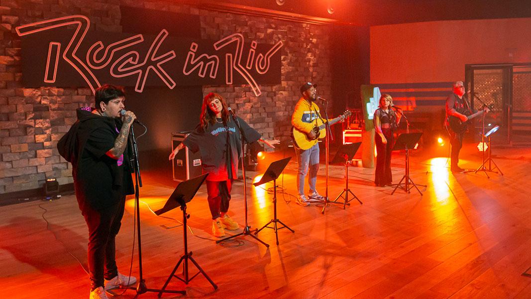 Rock in Rio - Cria-Te ao Vivo