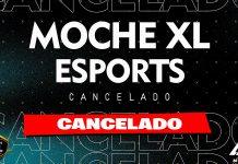 MOCHE XL Esports 2020 foi cancelado