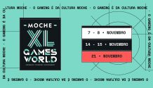 MOCHE XL Games World 2020