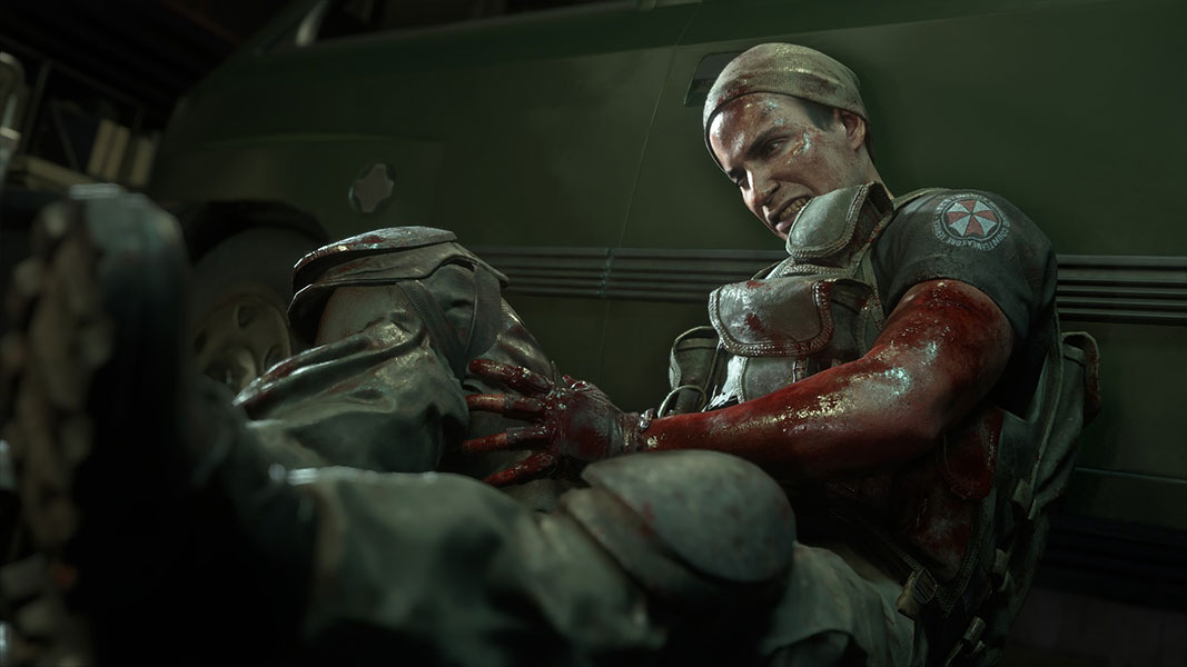 Resident Evil 3 - Murphy Seeker