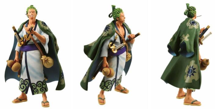 Figuras Ichibansho - One Piece