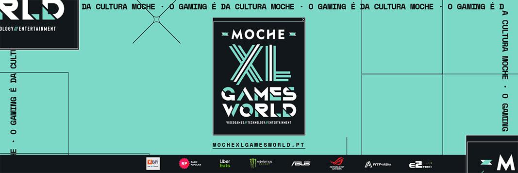 MOCHE XL Games World 2020