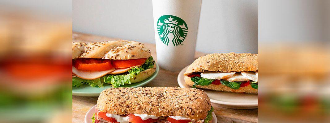 Starbucks Macchiatos e Snacks