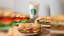 Starbucks Macchiatos e Snacks