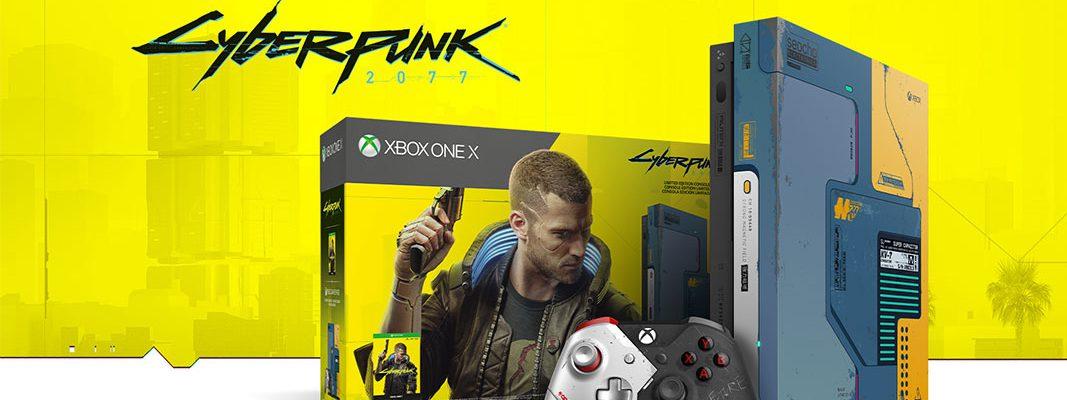 Edição Limitada Xbox One X
