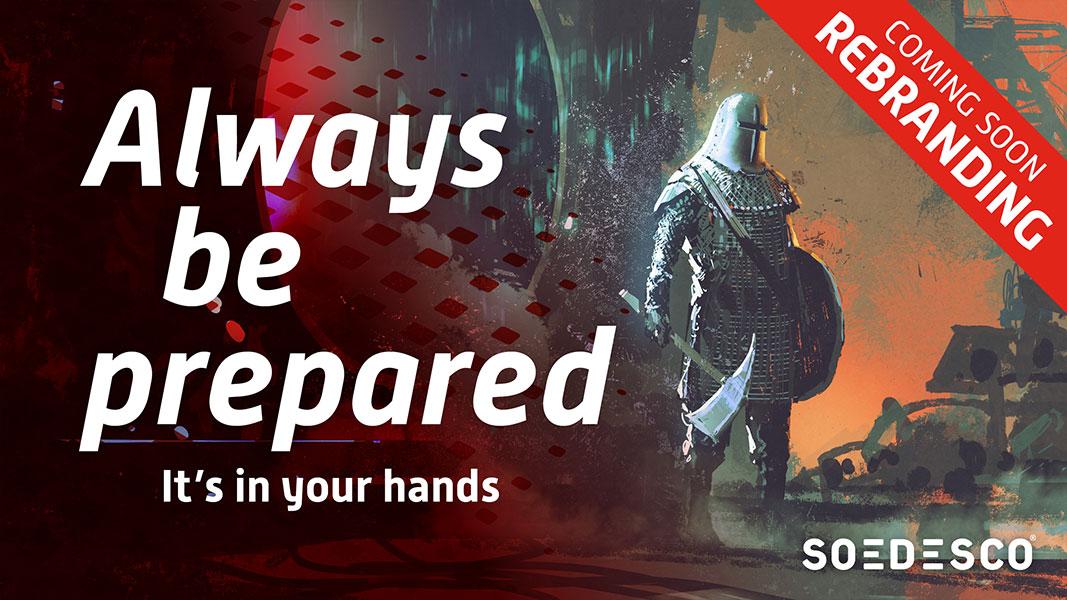 Soedesco: Está nas tuas mãos