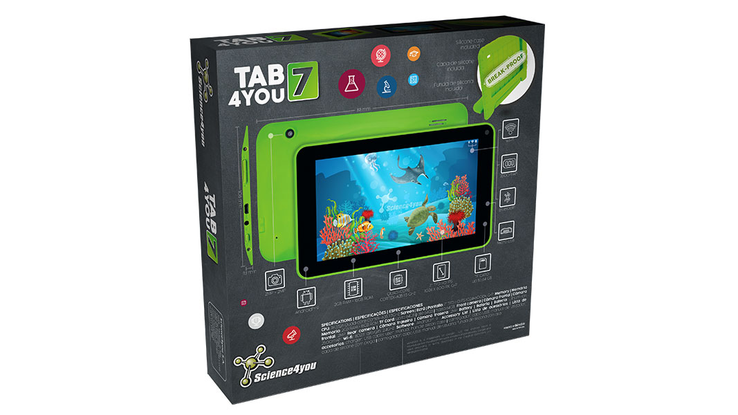 Science4You - Tab4You 7