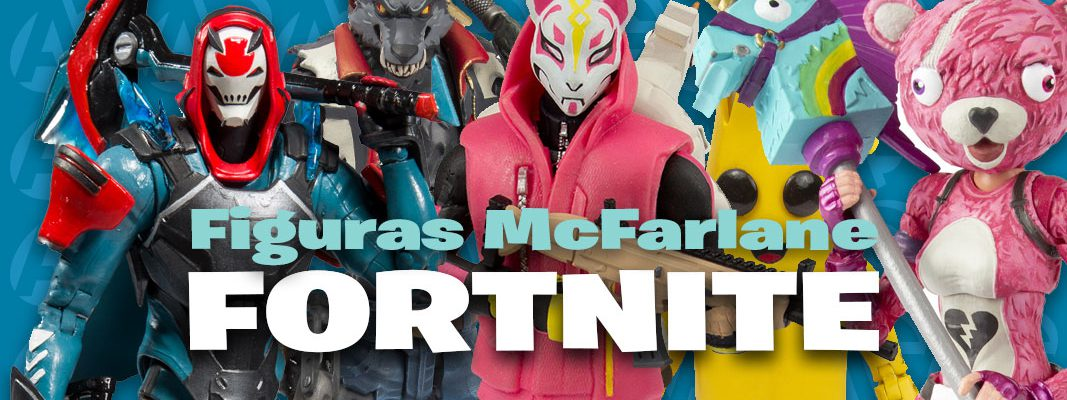 McFarlane Figura Fortnite