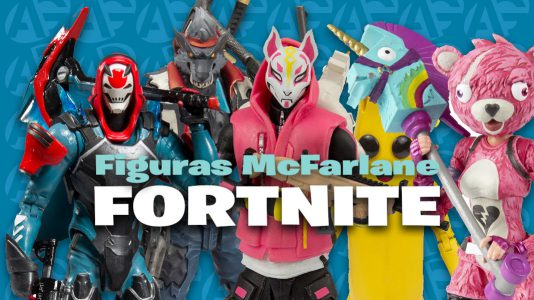 McFarlane Figura Fortnite