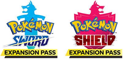 Expansion Pass para Pokémon Sword e Pokémon Shield