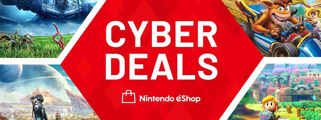 Ciberofertas na Nintendo Shop