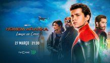 TVCine Top: Homem-Aranha: Longe de Casa