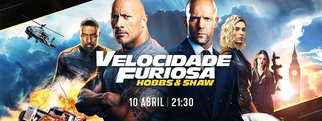 TVCine Top: Velocidade Furiosa: Hobbs & Shaw