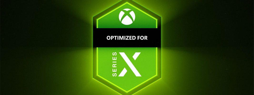 Otimizado para a Xbox Series X