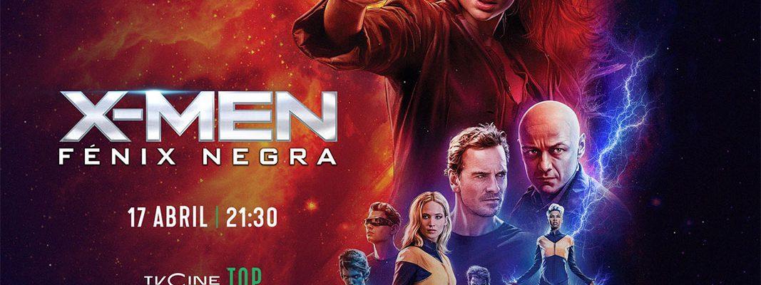 TVCine Top: X-Men: Fénix Negra