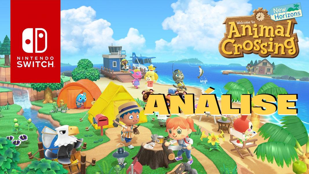Análise: Animal Crossing: New Horizons | ActiGamer