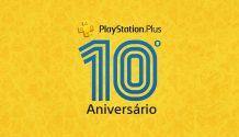 PlayStation Plus 10 anos