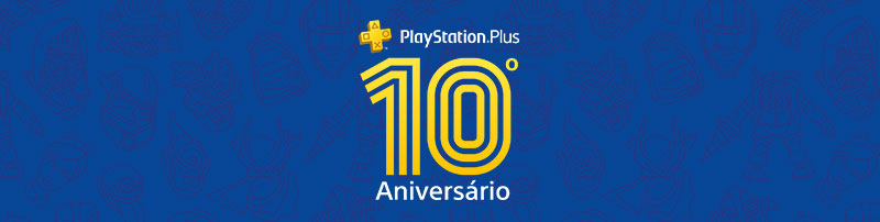 PlayStation Plus 10 anos