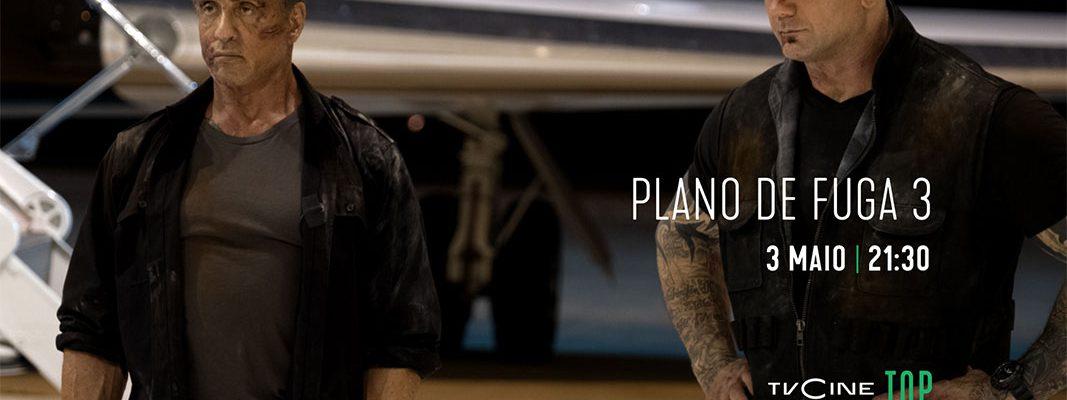 TVCine Top: Plano De Fuga 3