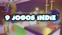Nove Jogos Indie