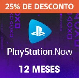 Descontos PlayStation Now