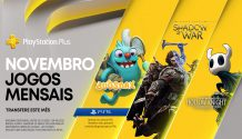 PlayStation Plus - Novembro 2020
