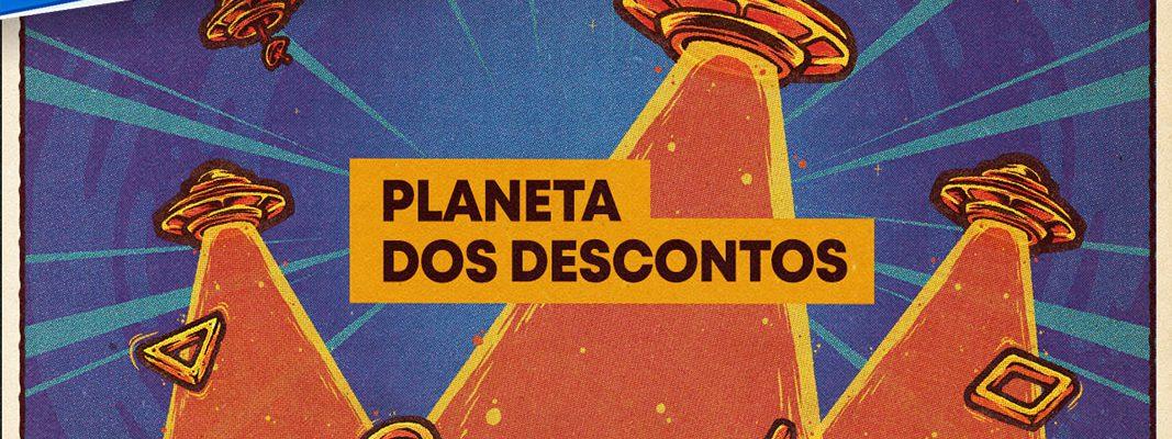 Planeta dos Descontos na PlayStation Store