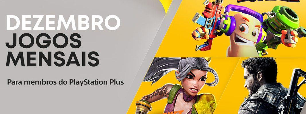 PlayStation Plus - Dezembro 2020