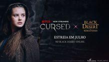 Cursed x Black Desert Online