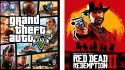 GTA 5 e Red Dead Redemption 2