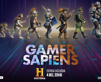 Gamer Sapiens - Canal História