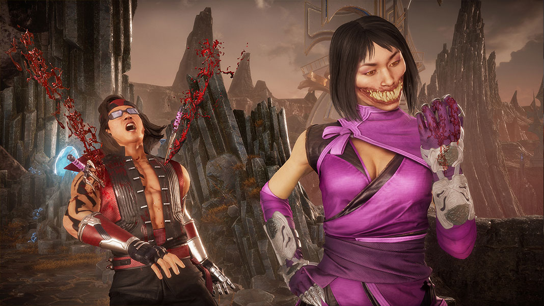 Mortal Kombat 11 Ultimate: Mileena