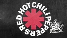 NOS ALIVE'21: Red Hot Chilli Pepper