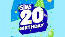 Aniversário The Sims