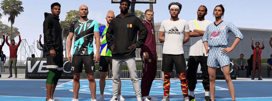 Groundbreakers - FIFA 21
