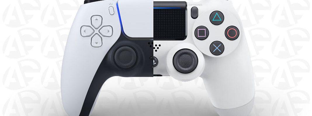 DualSense x Dualshock 4