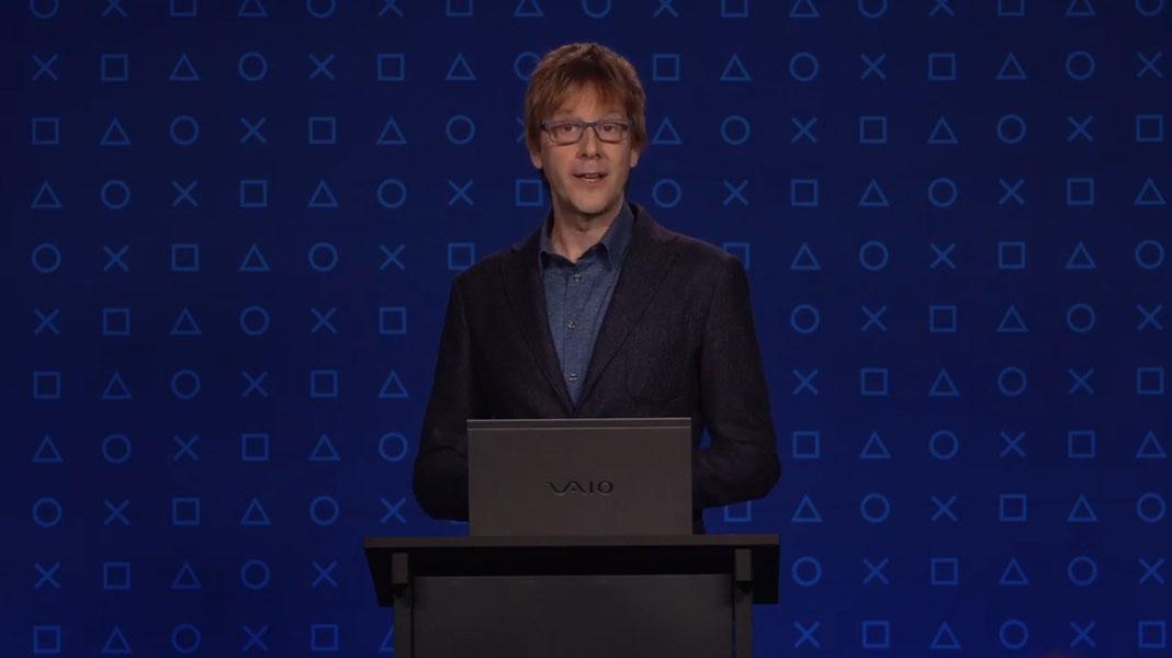 Mark Cerny - PlayStation 5