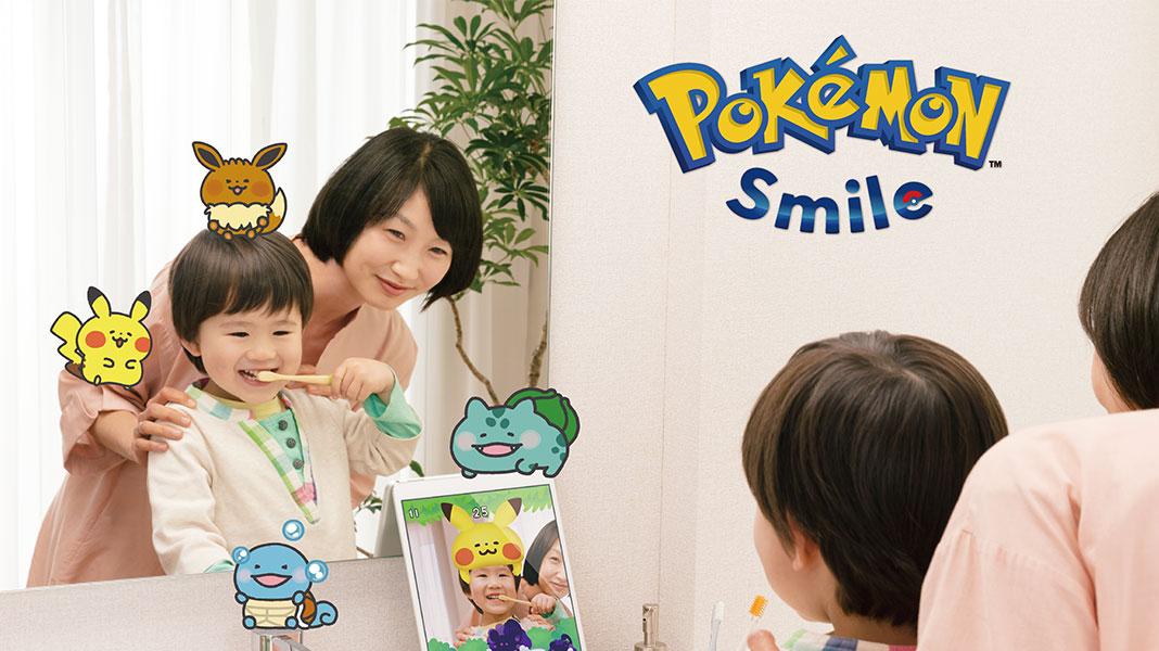 Pokémon Presents - Pokémon Smile