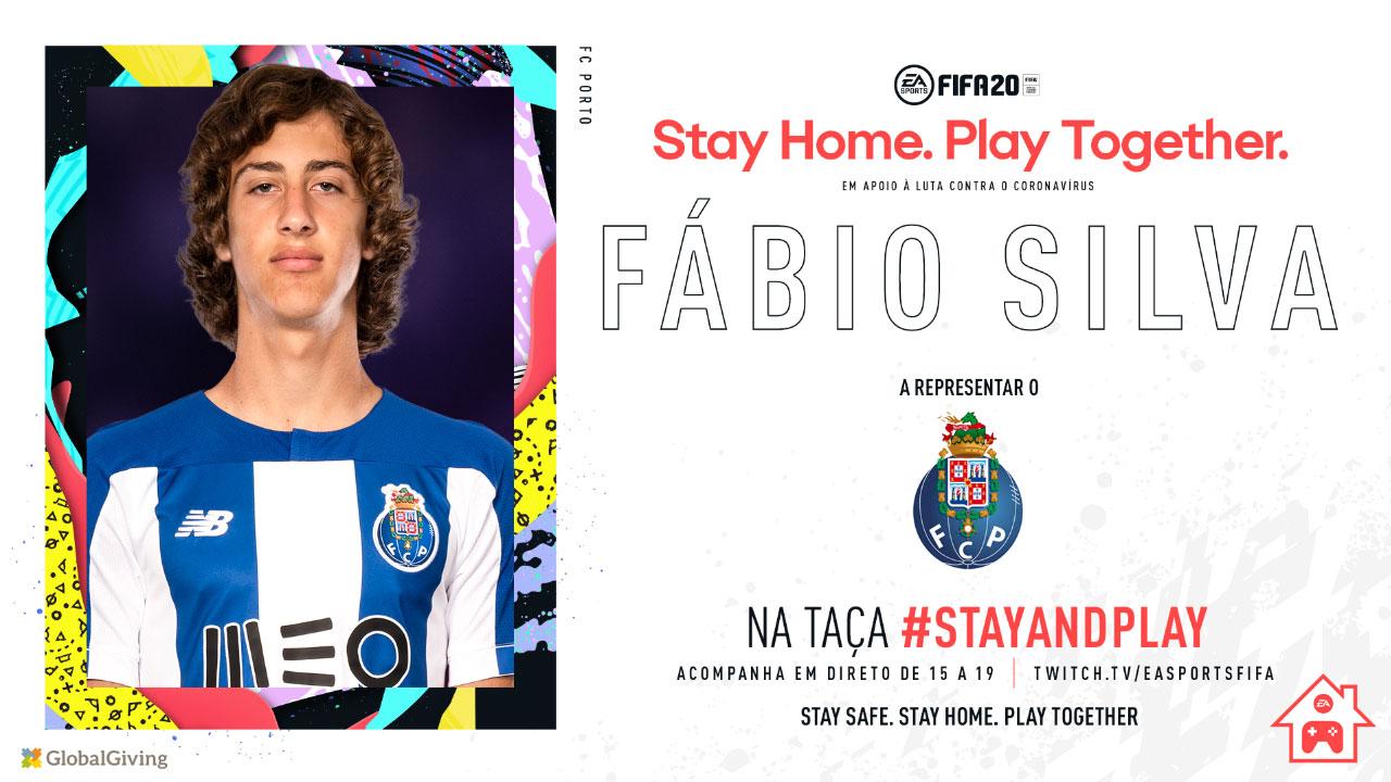 Fábio Silva - FIFA 20 Stay and Play