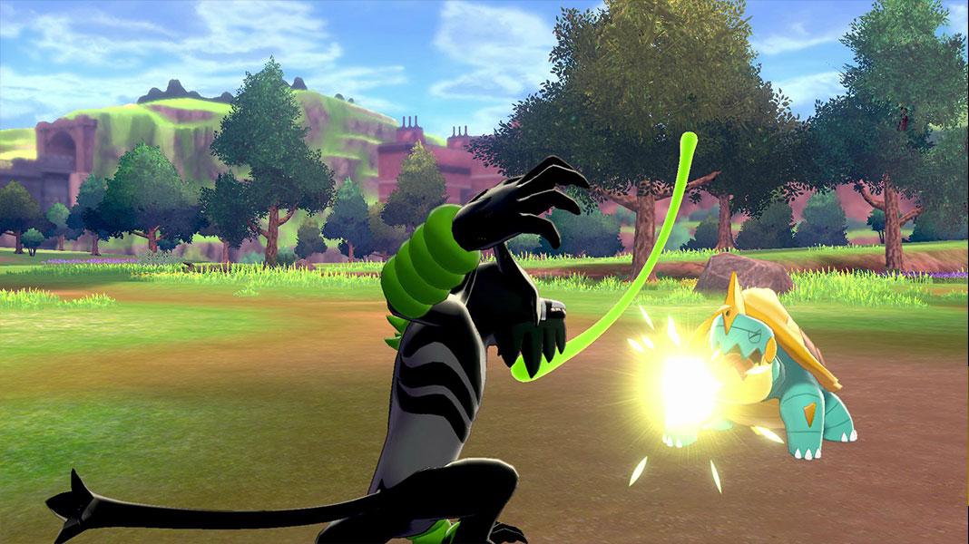 Pokémon Sword e Shield - Zarude