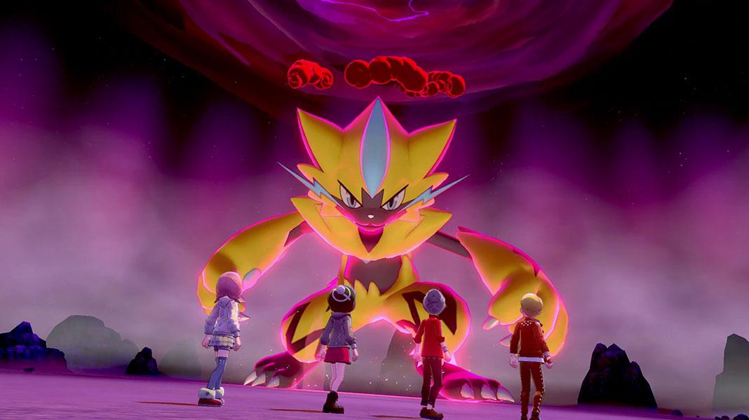 Pokémon Presents - Pokémon Sword e Pokémon Shield
