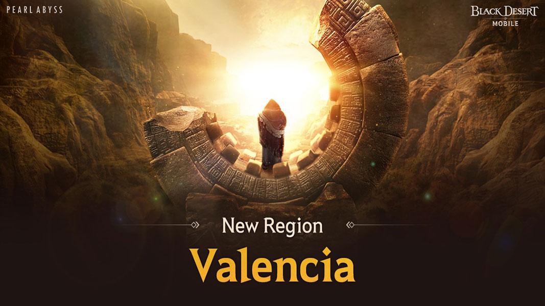 Black Desert Mobile: Valencia