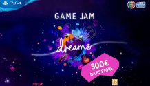 Game Jam Online de Dreams