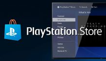 Nova PlayStation Store