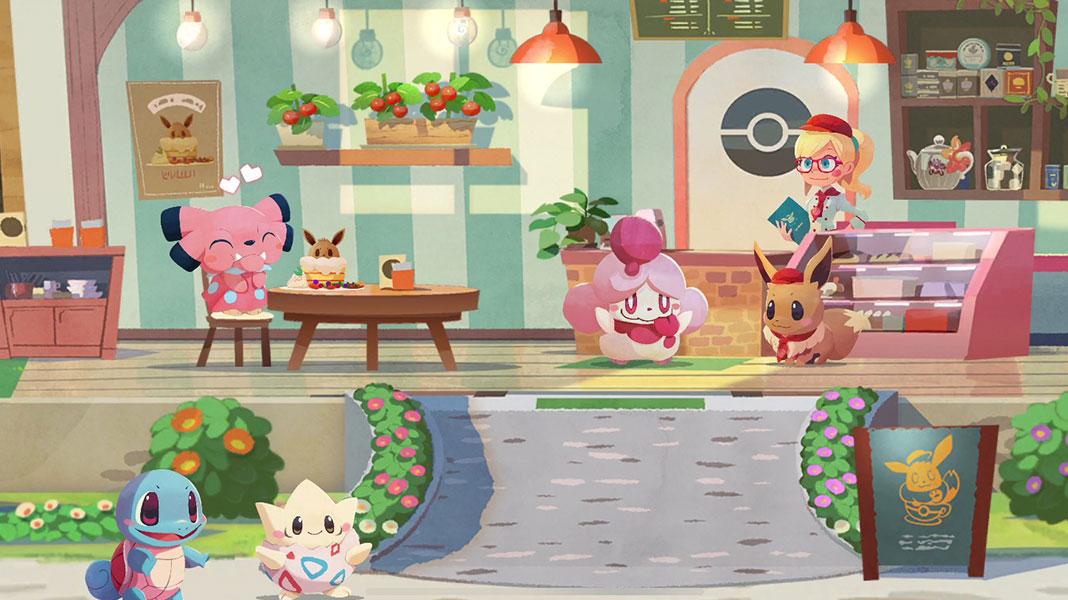 Pokémon Presents - Pokémon Café Mix