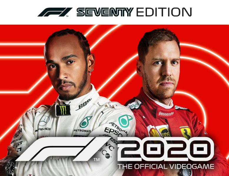 F1 2020 -Seventy Edition