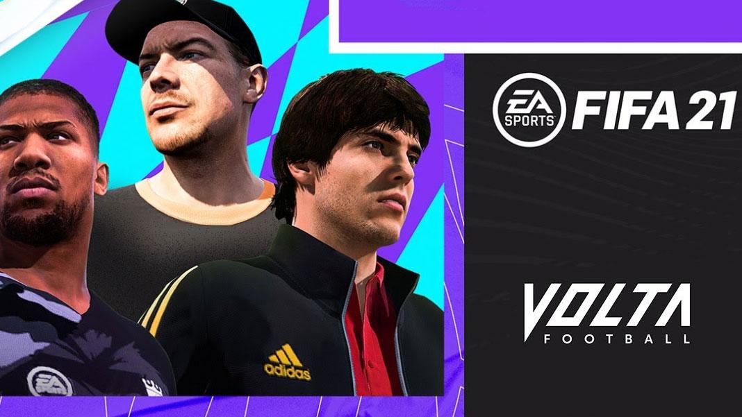 FIFA 21: VOLTA FOOTBALL
