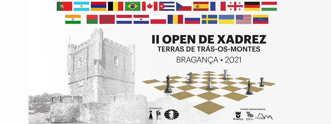 II Open de Xadrez Terras de Trás-os-Montes