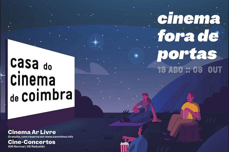 """Ciclo """"Cinema Fora de Portas"""""""