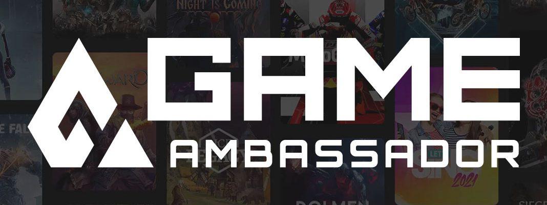 Koch Media / Programa Game Ambassador